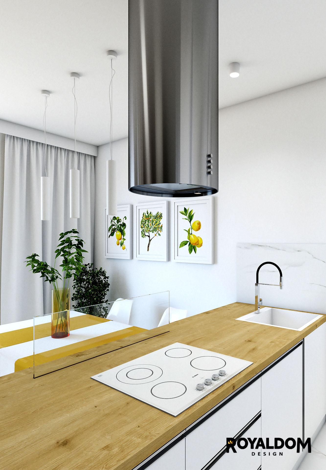 Svieži byt v novostavbe