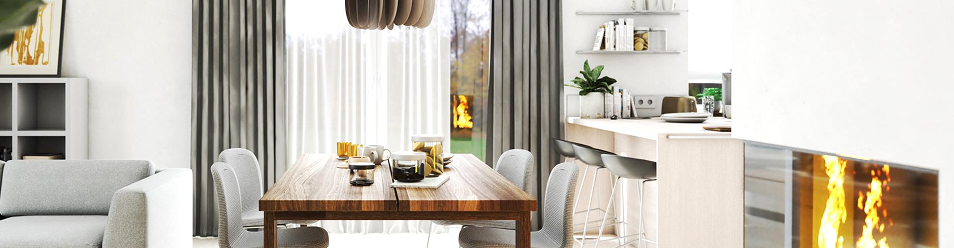 Nový interiér s modernou jednoduchosťou
