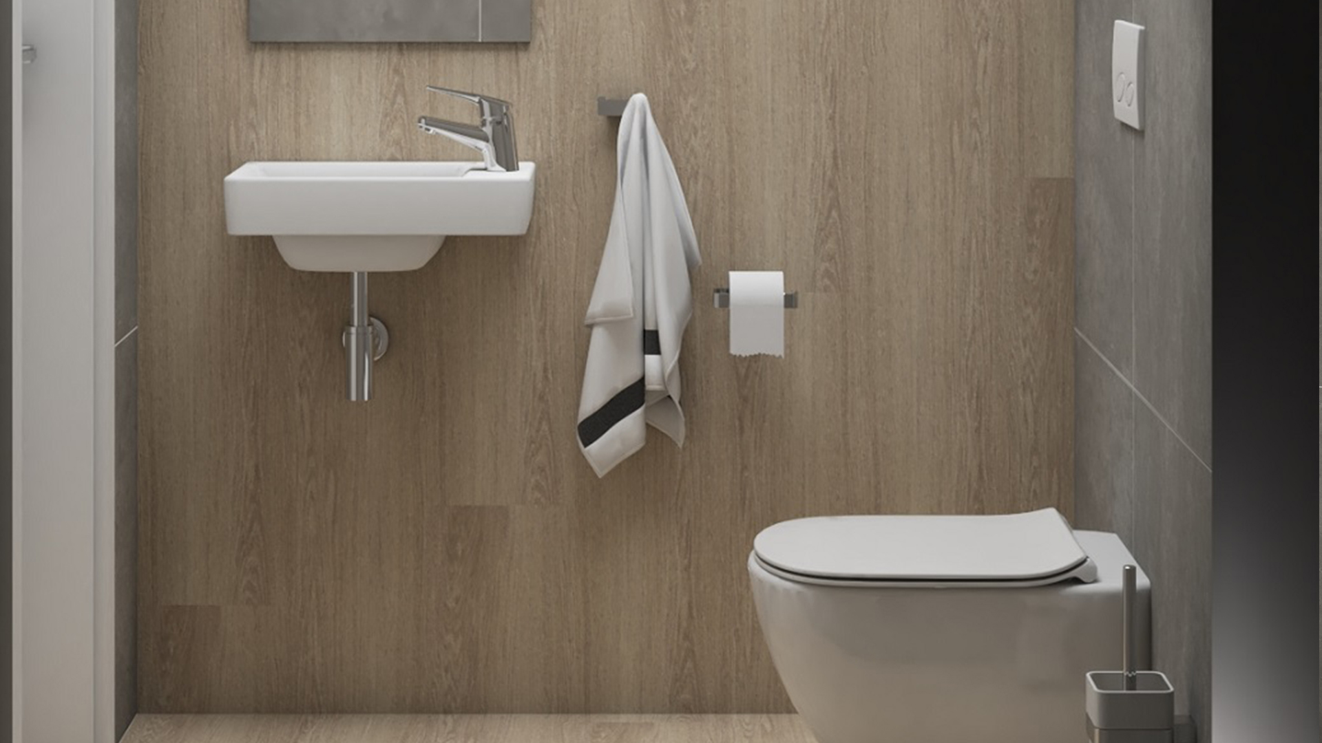 Od sna k realite: veľkorysá kúpeľňa