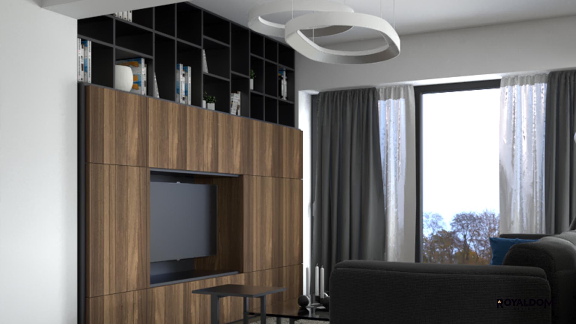 Návrh interiéru bytu, Bratislava