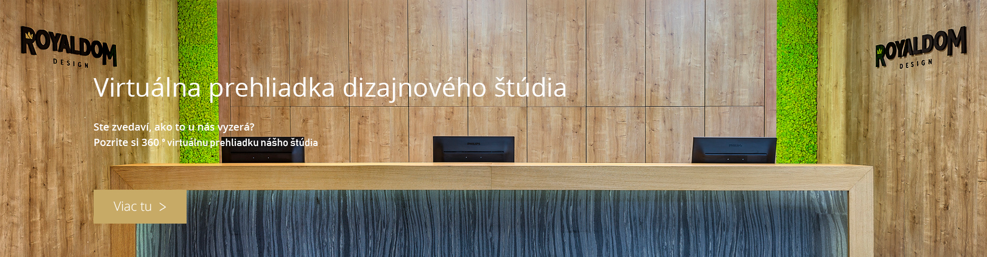 Nový showroom
