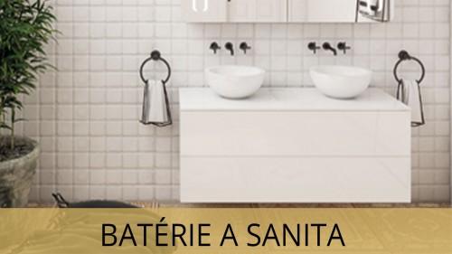 Batérie a sanita